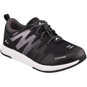 Viking Footwear Bislett II GTX Zapatillas Niños, negro/gris